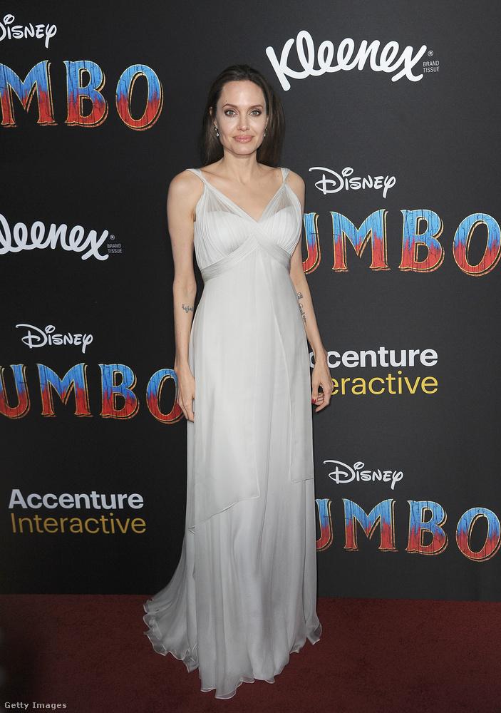 Március 11-én, hétfőn megvolt a Dumbo című film bemutatója