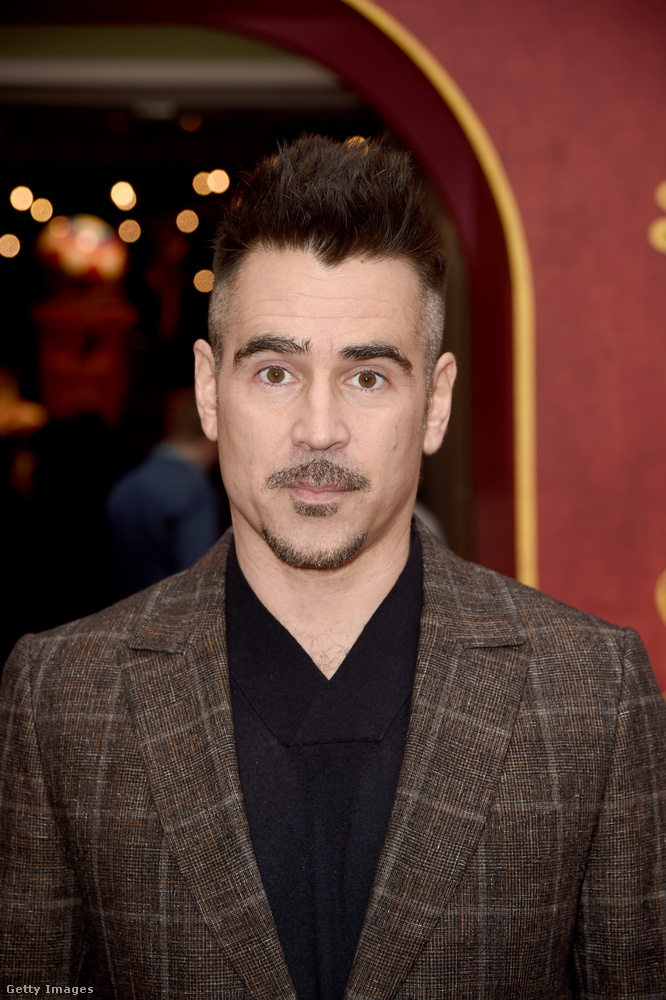 Colin Farrell is szerepel a Dumbóban...