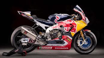 30 millióért eladó Nicky Hayden motorja
