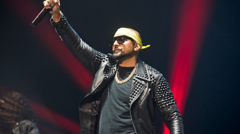 Sean Paul is jön a Balaton Soundra