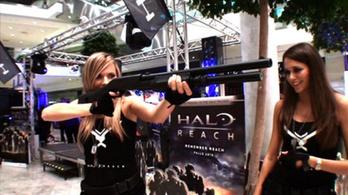 Magyar parasztokat mészárolnak a Halo: Reach-ben