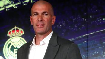 Zidane elkente a ronaldós választ