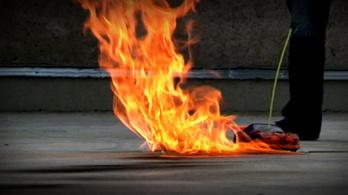 Tüzes drift tökös gyerekeknek