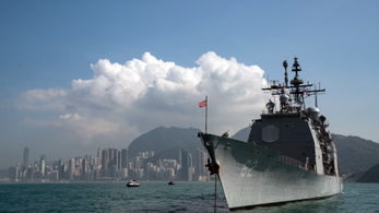 Évek óta támadják kínai hekkerek az amerikai haditengerészetet