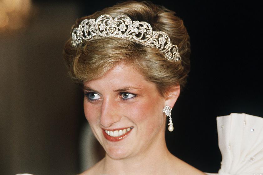 Diana hercegnő édesanyja elbűvölő nő volt - Tőle örökölte a szépségét
