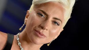 Lady Gaga elárulta, hogy terhes-e