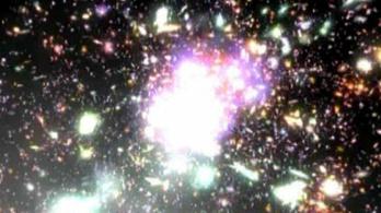 Eredetünk megértésében segít a legtávolabbi galaxis