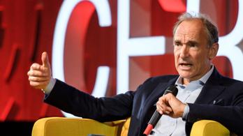 Berners-Lee: Nem ilyen webet akartunk