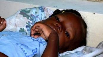 Haiti fővárosában is pusztít a kolera