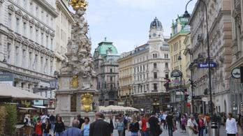 Még mindig Bécs a világ legélhetőbb városa a külföldieknek