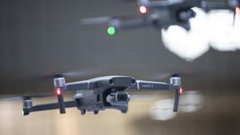 Hangtompító anyagot fejlesztettek ki a drónok elnémítására