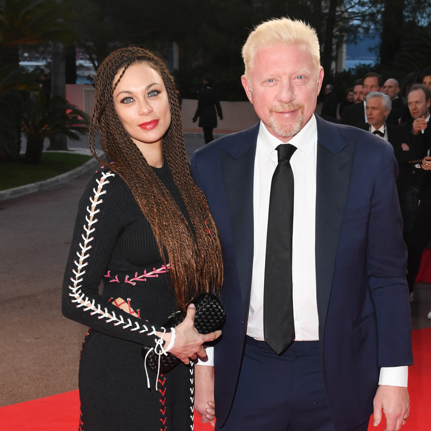 Boris és Lilly Beckert 2018 februárjában fotózták le együtt utoljára.