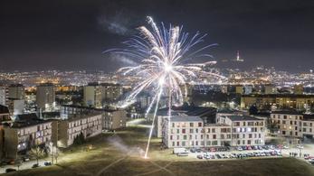 Túl engedékenyek a tűzijátékozás szabályai, szigorítást kérnek a belügyminisztertől