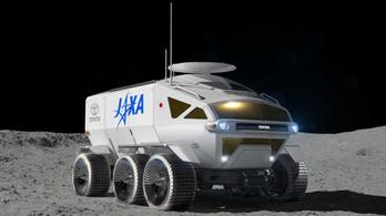 A Toyota holdjárót fejleszt