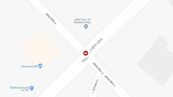 Elütött egy busz egy gyereket a XX. kerületben
