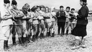 Az Éjszakai Boszorkányok: a szovjet hadsereg félelmetes női bombázói