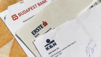 El fog tűnni a magyarországi bankok egy része