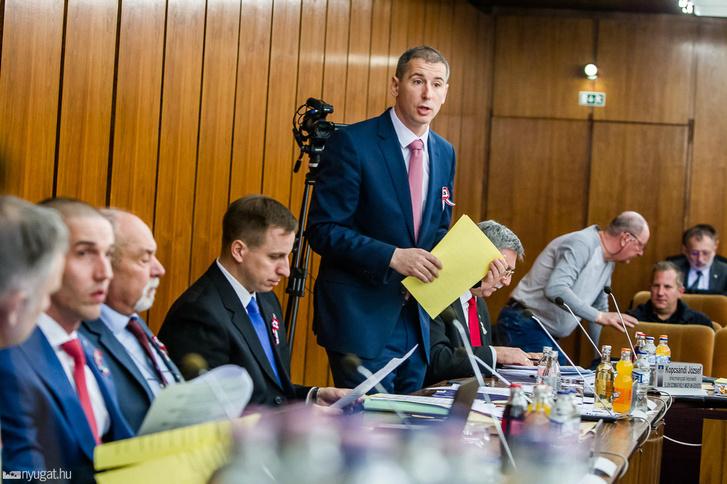 A szombathelyi ellenzék több javaslatot is tett a közgyűlésen