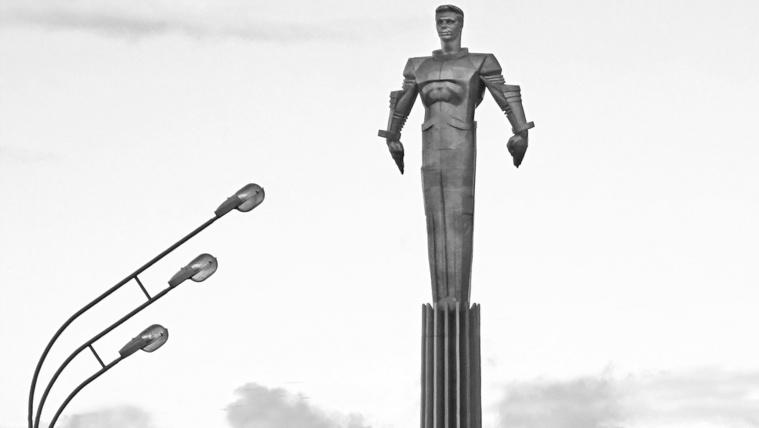 A szovjet-orosz tudomány dicsőségét hirdeti Moszkva alternatív emlékművilága