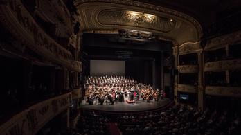 Az énekesek többsége sztrájkolt az Operaház előadásán
