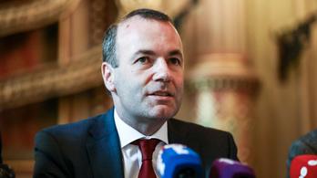 Weber: Nem közeledtek az álláspontok Orbánnal