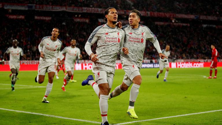 A Liverpool profin elintézte a Bayernt, a Barca izzadva a Lyont