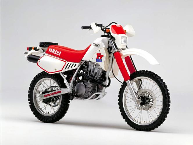 Yamaha TT350 89