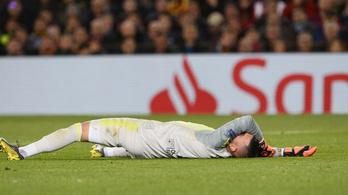 Elájult a Lyon kapusa a BL-meccs után