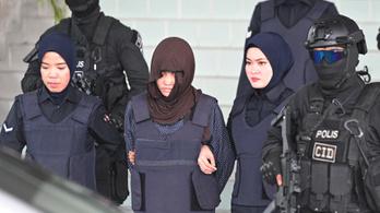 A Kim Dzsongun féltestvérének meggyilkolása miatt elfogott vietnámi nőt nem engedték el