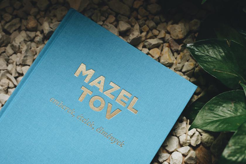 Könyvajánló – Mazel Tov: Emberek, ételek, élmények (x)