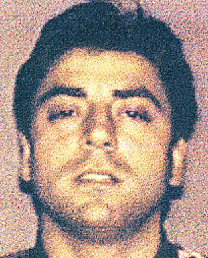 Frank Cali egy korábbi körözési fotón