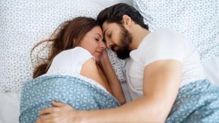 Bő 1 éve – érthető okból – nincs köztünk szex