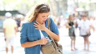 Miért kapsz nehezebben levegőt? Mutatjuk a légszomj leggyakoribb okait