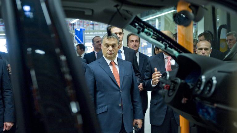 A németek miatt félhet a válságtól a magyar kormány