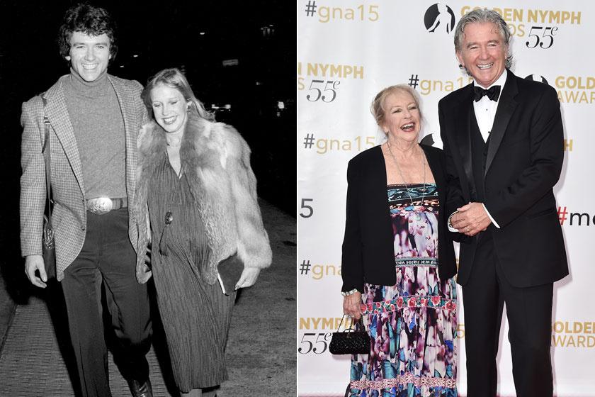 Patrick Duffy és felesége, Carlyn Rosser 43 évig voltak házasok.