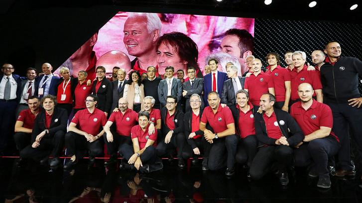 Alfa csapat