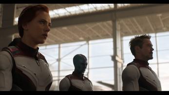Összeszedték magukat a Bosszúállók: Végjáték hősei
