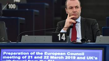 Weber szerint Orbán bocsánatkérése az első jelzés