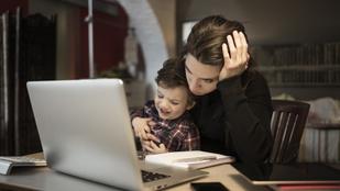 Hatékony home office a gyerekek mellett? Mutatjuk, hogyan!