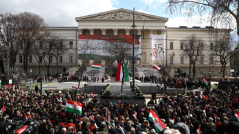 Hungary commemorates the 1848 revolution - live coverage in English