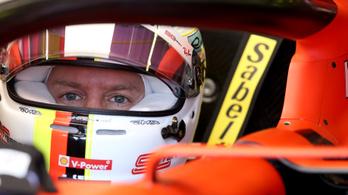 Vettel: A Merci beetetett mindenkit, külön ligában vannak