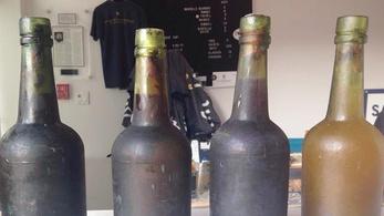 131 éves hajóroncsban talált sört klónoztak Amerikában