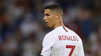 C. Ronaldo a vb óta először a portugál keretben