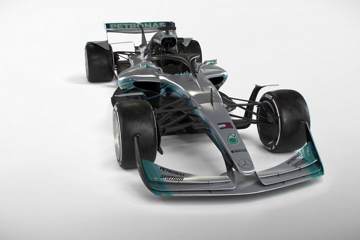 Az Autosport elképzelése a 2021-es F1-autók leendő formájáról