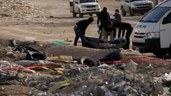 19 zsák emberi maradványt találtak Mexikóban