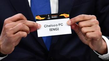 Hihetetlenül reagáltak a csehek, amikor a Chelsea lett az ellenfelük