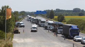 Hónapokra lezárják a közúti határátkelőt Letenyénél