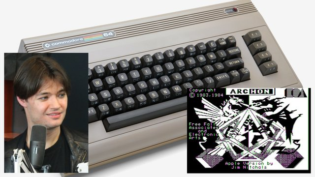 A C64 ma: divathatás, Bauhaus, Archon-legenda