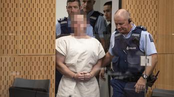 A TEK is nyomoz az új-zélandi terrortámadás elkövetője után