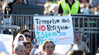 Az új-zélandi kormány kilenc perccel a támadás előtt kapta meg a merénylő